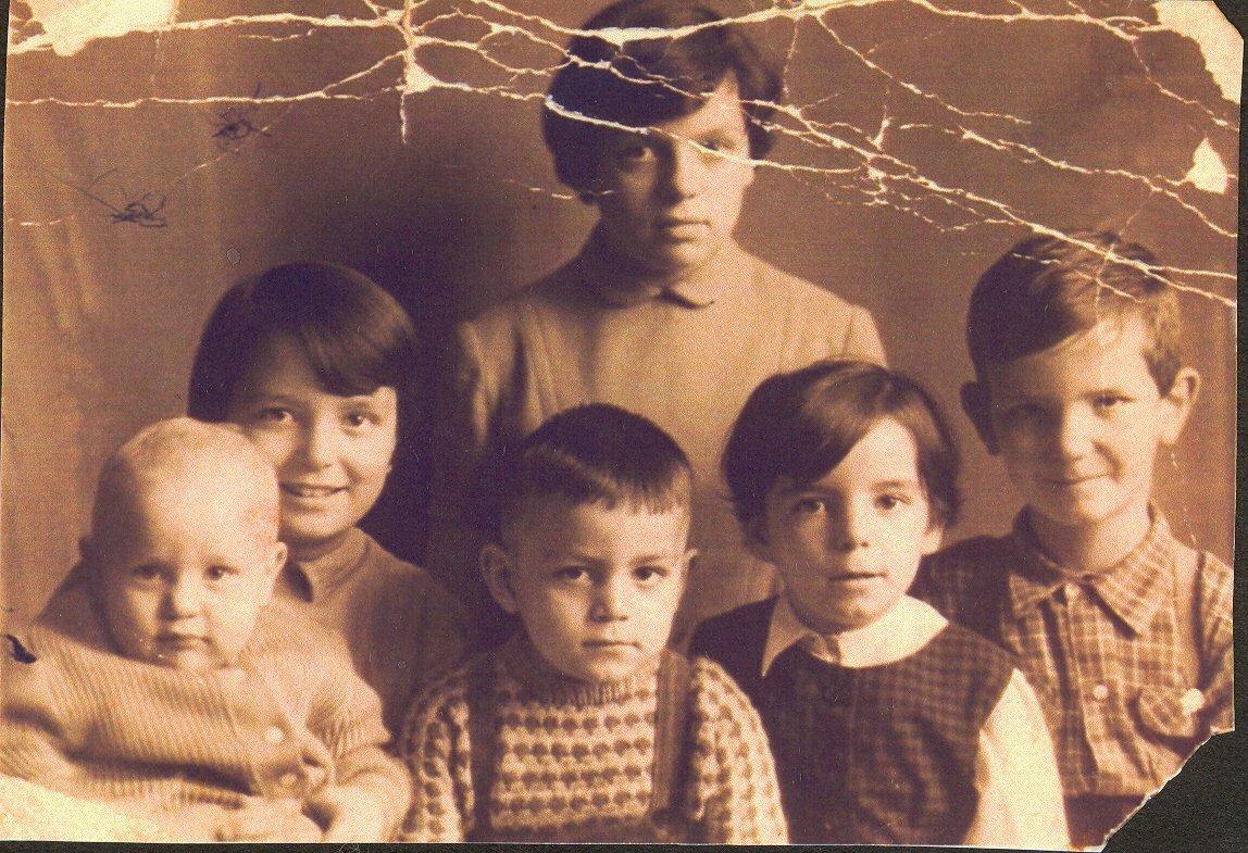 PHOTO FAMILLE AU COMPLET